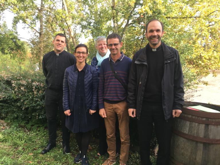 Equipe pastorale provisoire